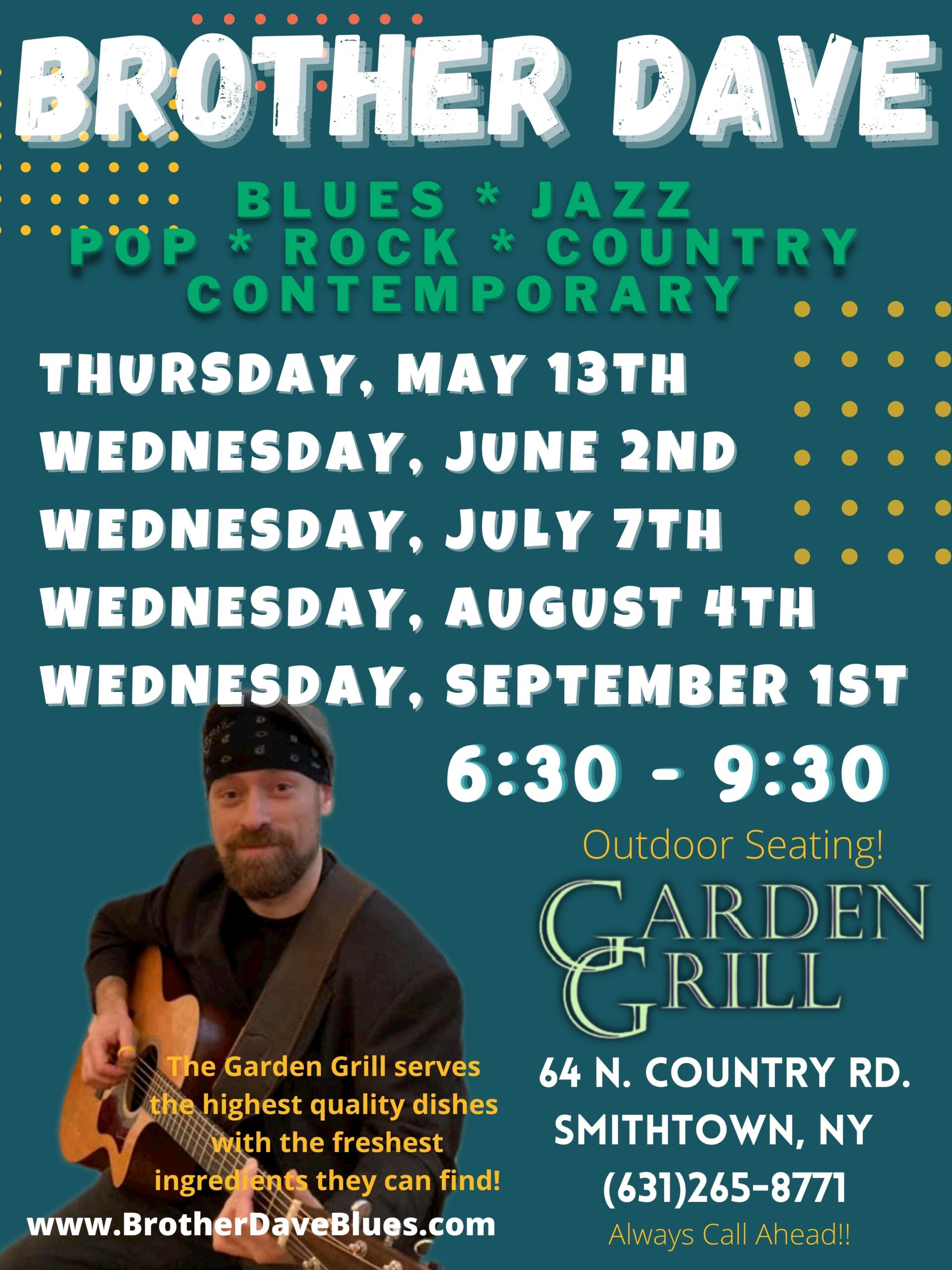 Garden_Grill_Events_Poster